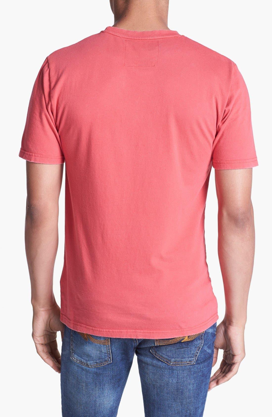 Alternate Image 2  - Red Jacket 'Phillies - Reversal' T-Shirt