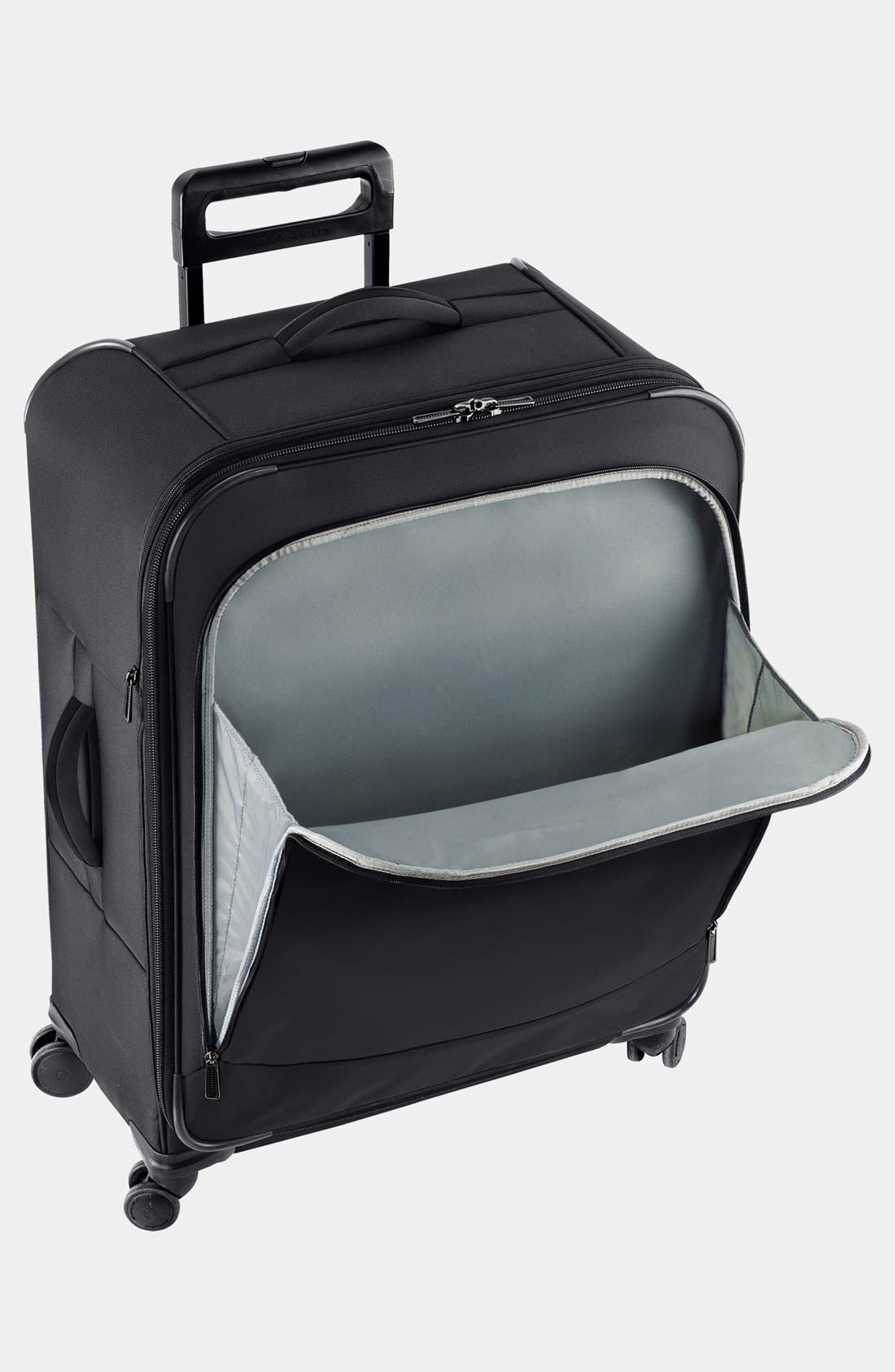 Alternate Image 2  - Briggs & Riley 'Large' Expandable Upright Spinner Carry-On (27 Inch)