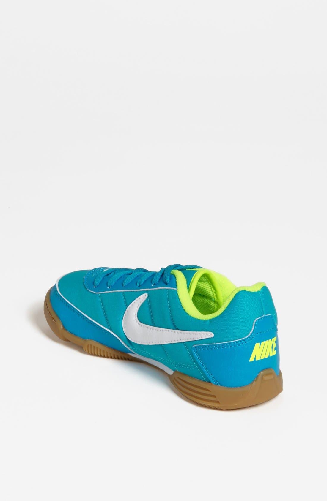 Alternate Image 2  - Nike 'JR Davinho' Soccer Cleat (Toddler, Little Kid & Big Kid)