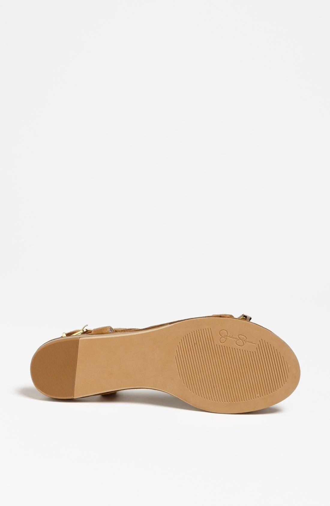 Alternate Image 4  - Jessica Simpson 'Dexter' Sandal