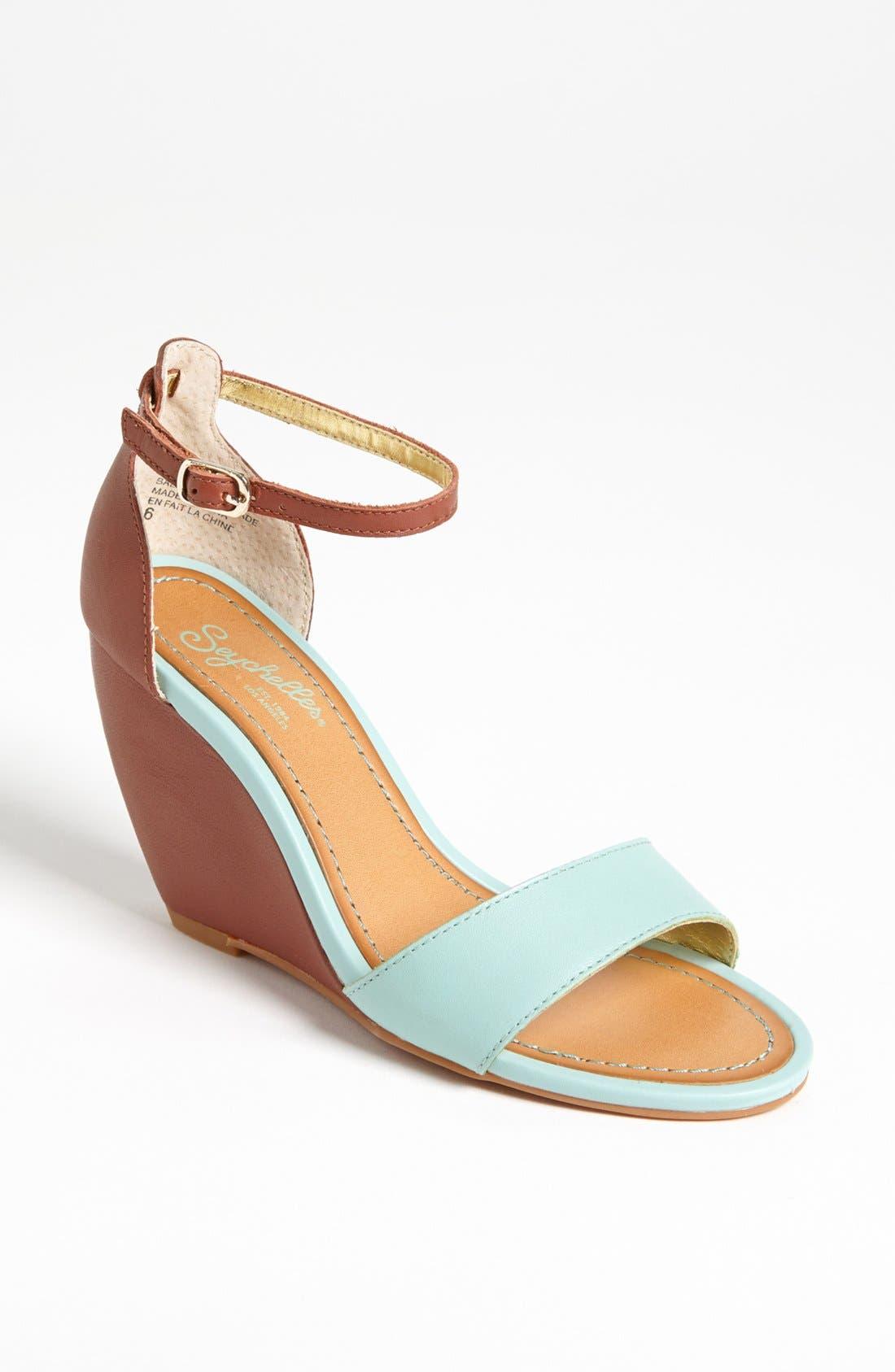 Alternate Image 1 Selected - Seychelles 'Thyme' Sandal