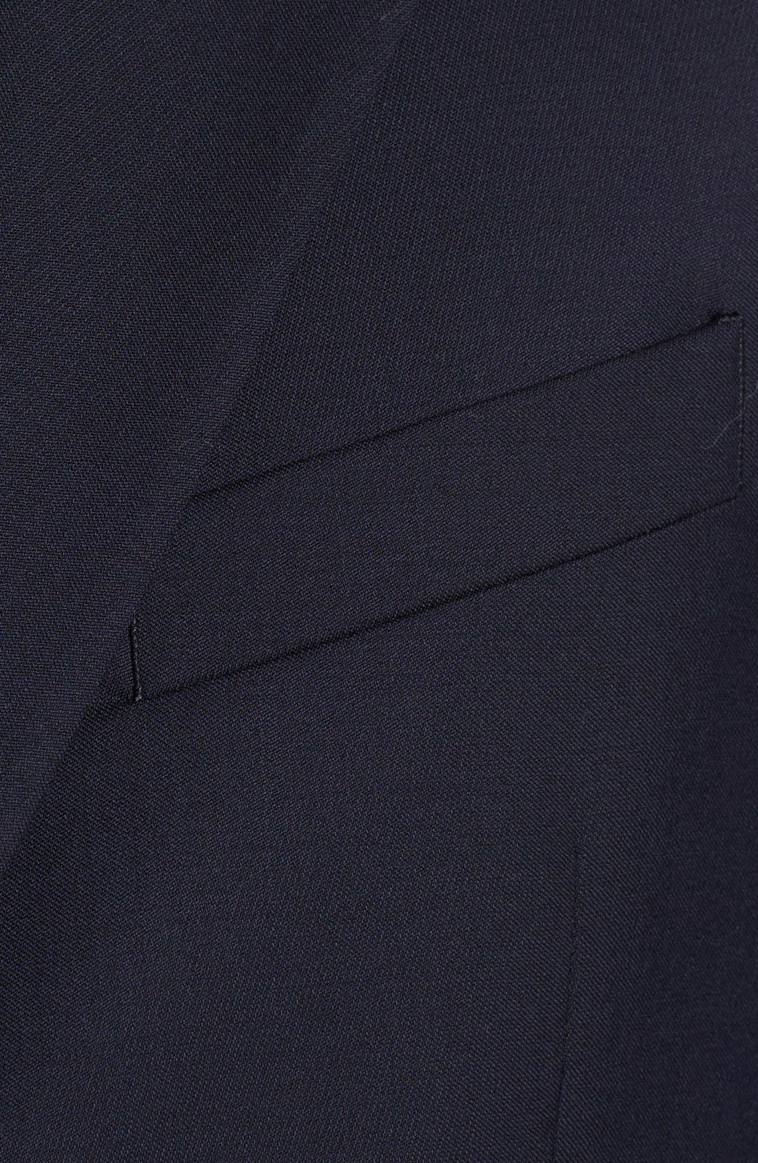 Alternate Image 3  - Joseph Abboud Solid Wool Blazer