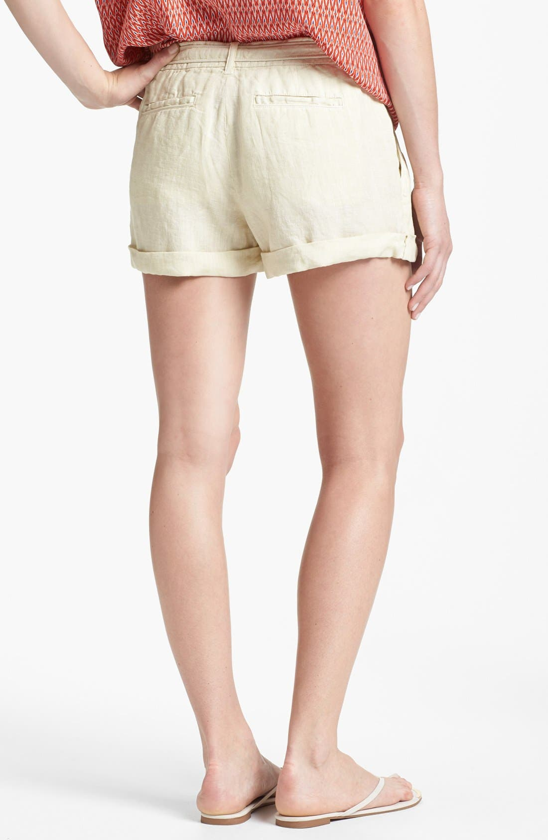 Alternate Image 2  - Joie 'Jewell' Linen Shorts