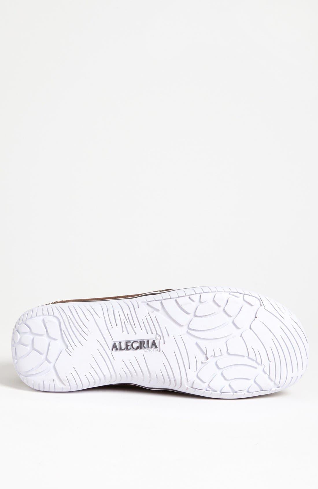 Alternate Image 4  - Alegria 'Alex' Sneaker