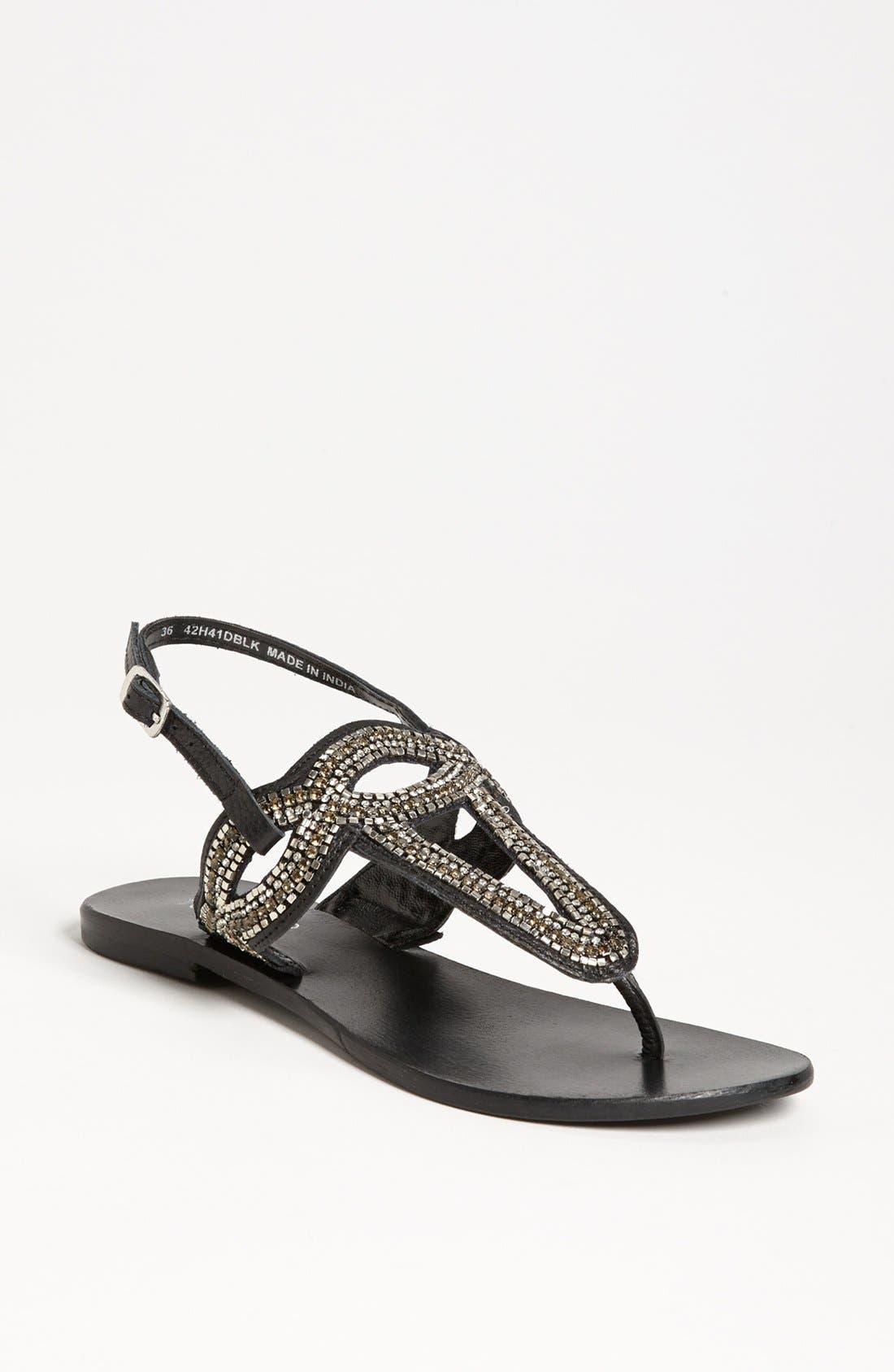 Alternate Image 1 Selected - Topshop 'Hectic' Sandal