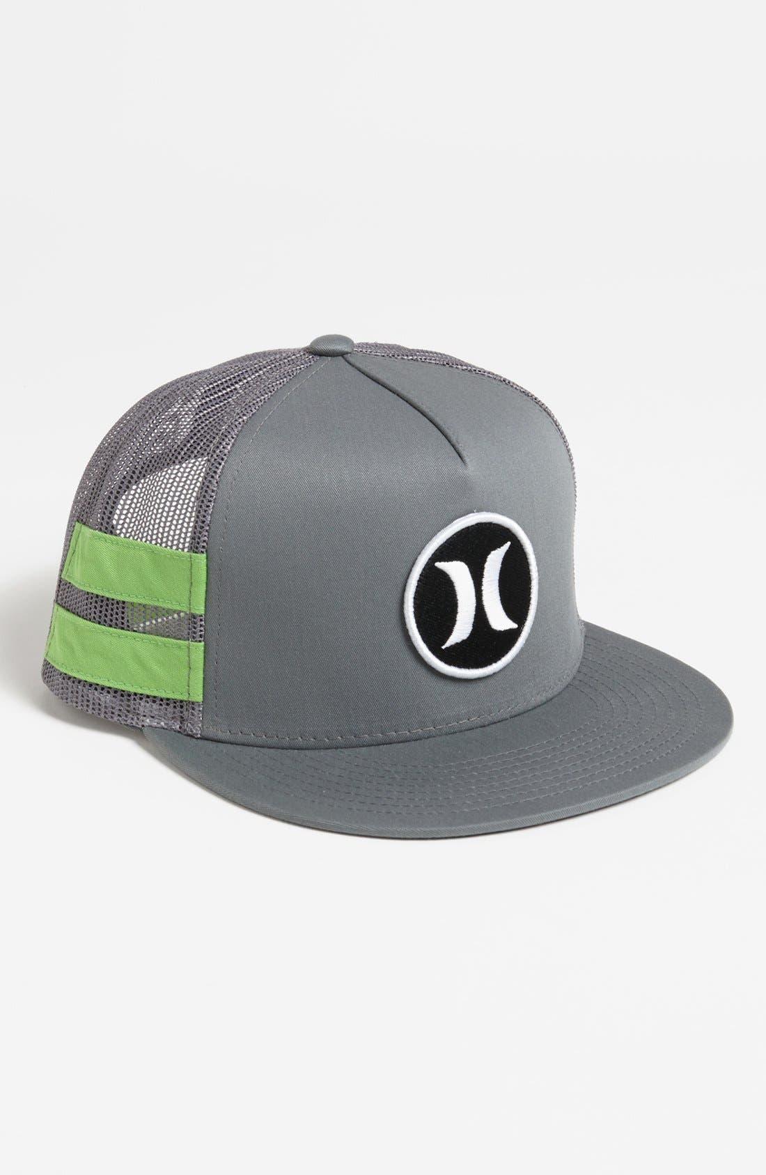 Alternate Image 1 Selected - Hurley 'Block Party' Trucker Hat