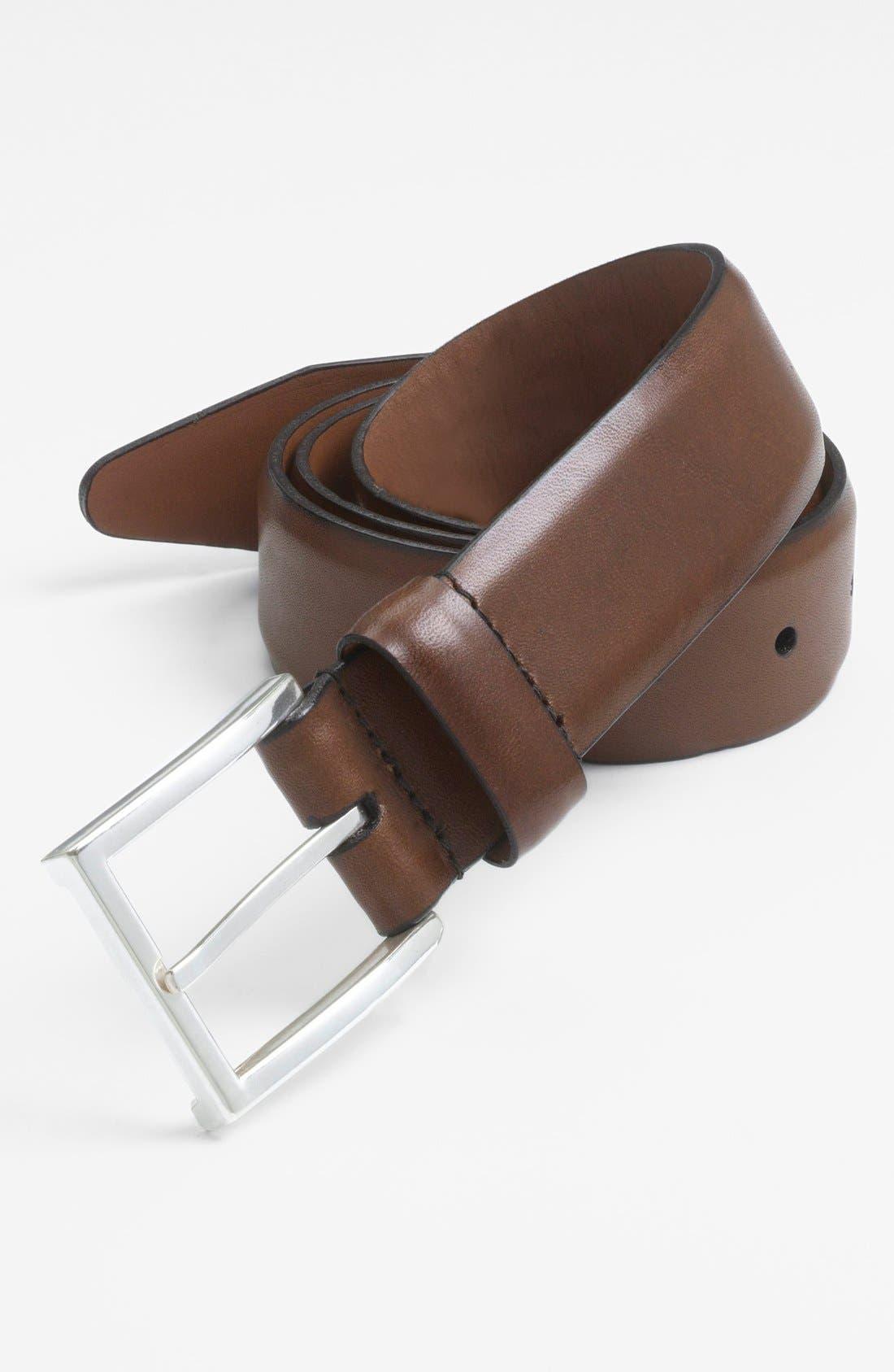 Alternate Image 1 Selected - Allen Edmonds 'Dearborn' Belt