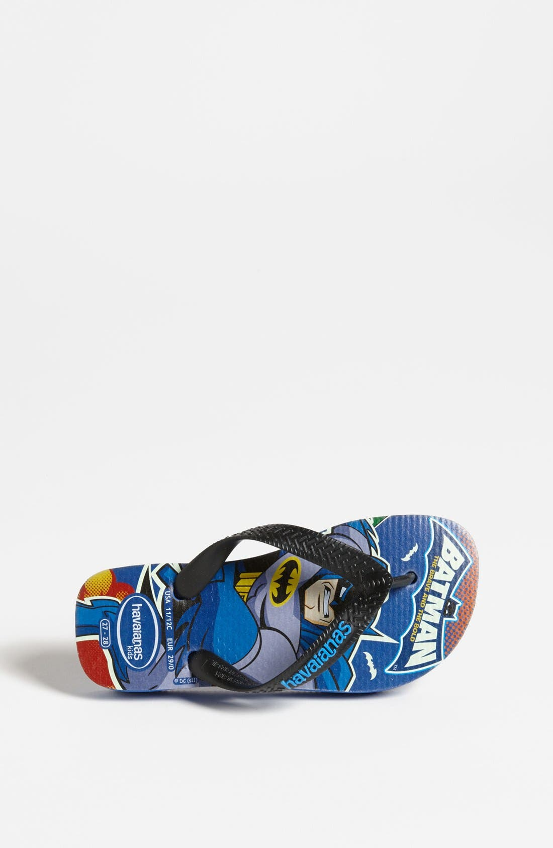 Alternate Image 3  - Havaianas 'Kids Heroes' Flip Flop (Toddler & Little Kid)