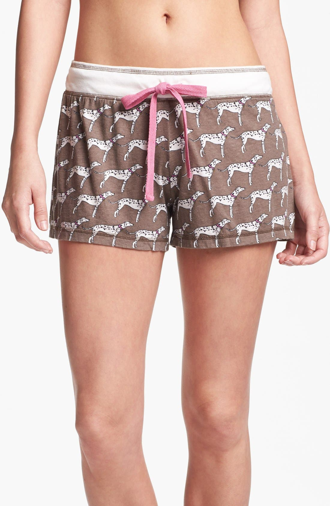 Alternate Image 1 Selected - PJ Salvage 'Fancy That' Shorts