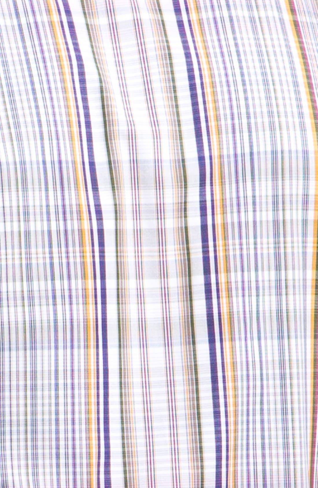 Alternate Image 3  - Etro Plaid Cotton Shirt