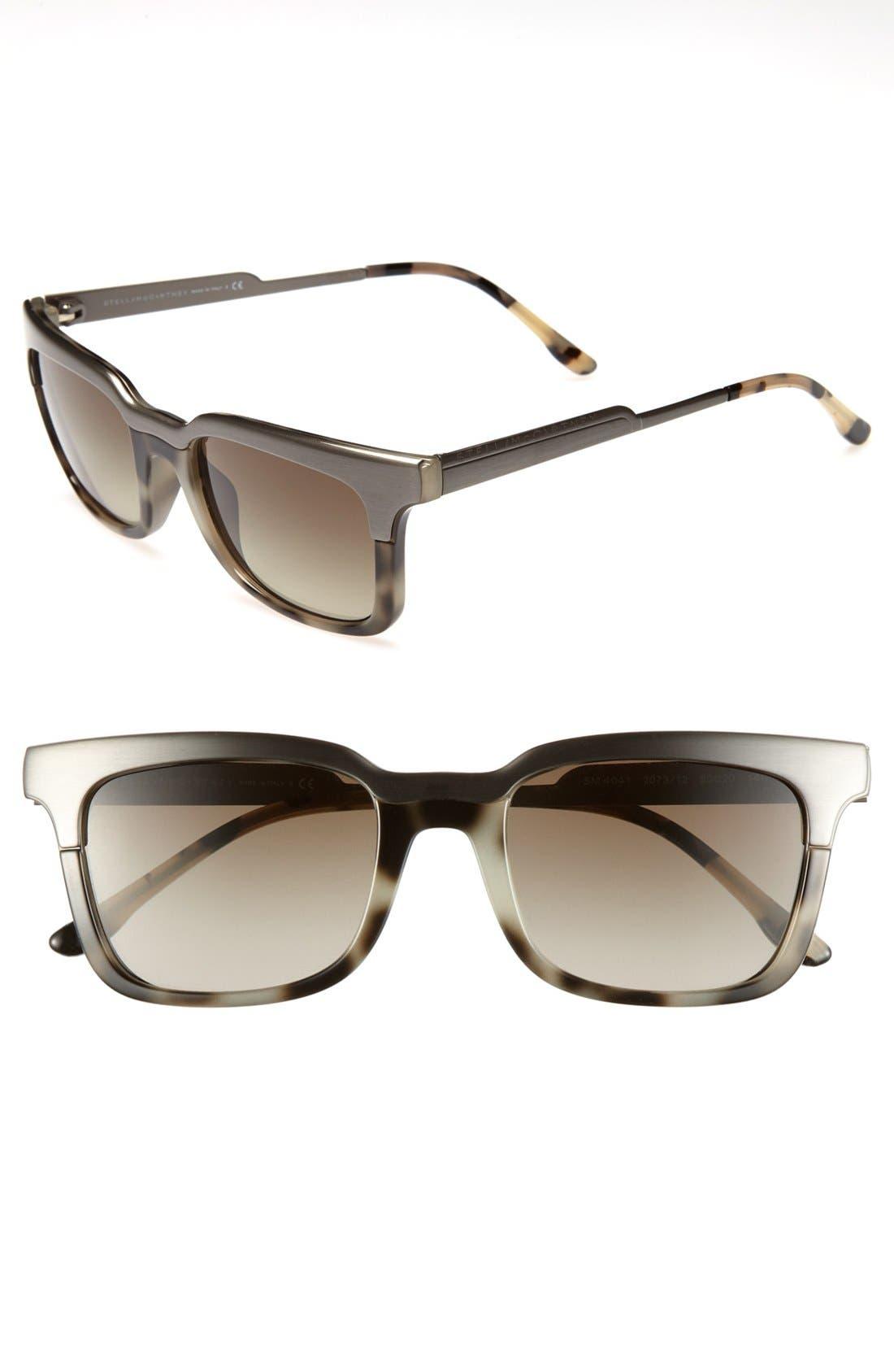 Main Image - Stella McCartney 50mm Sunglasses