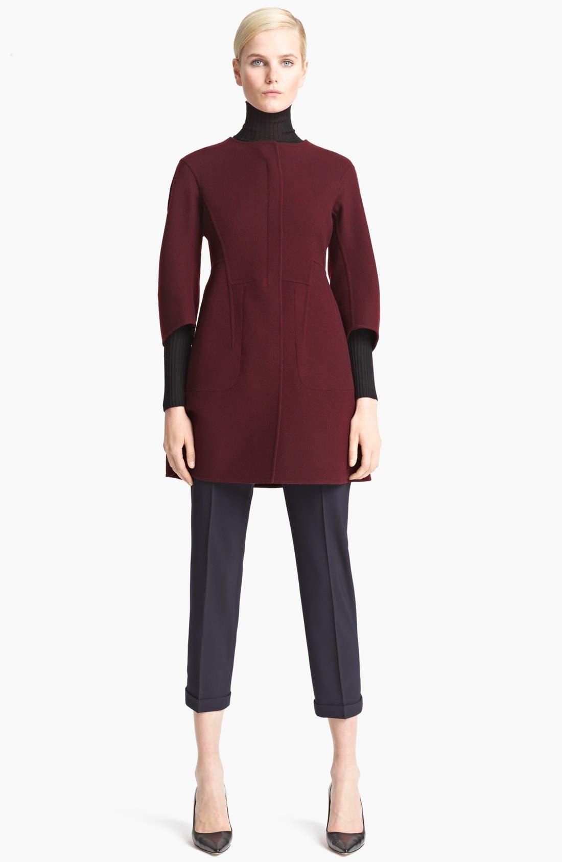 Alternate Image 2  - Jil Sander Wool Coat
