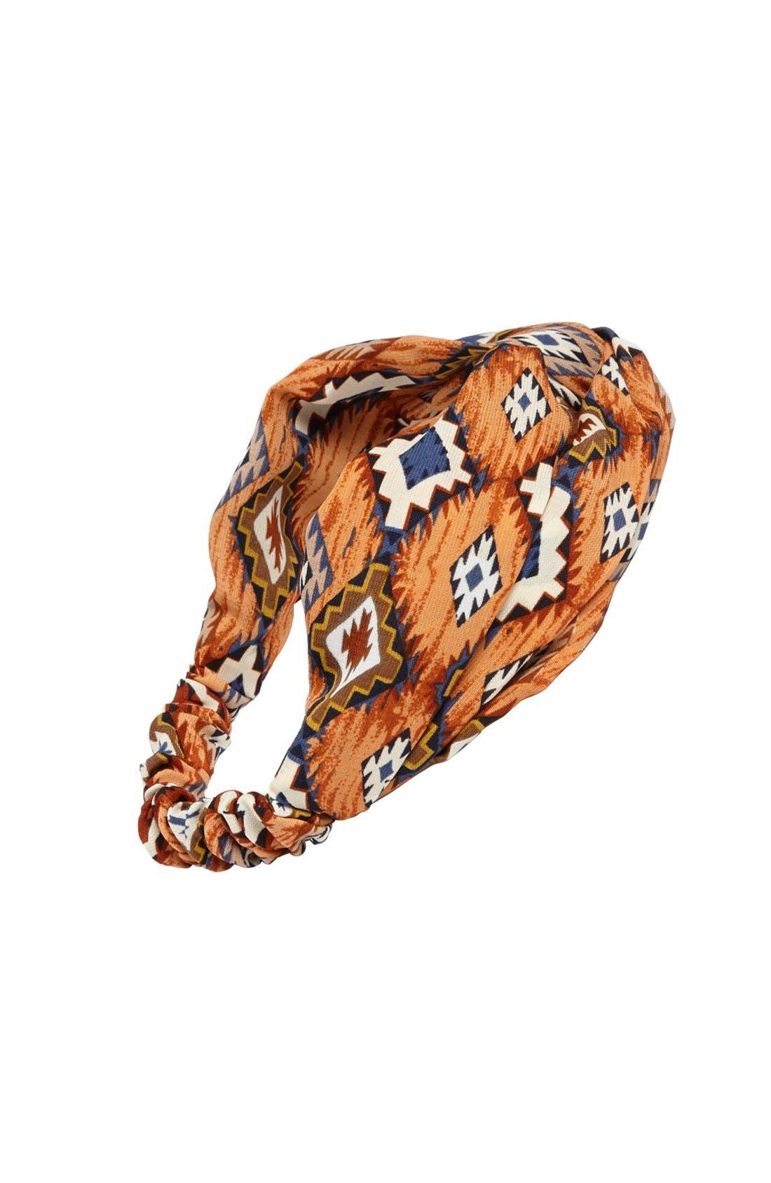 Main Image - Cachet Creations 'Aztec' Head Wrap