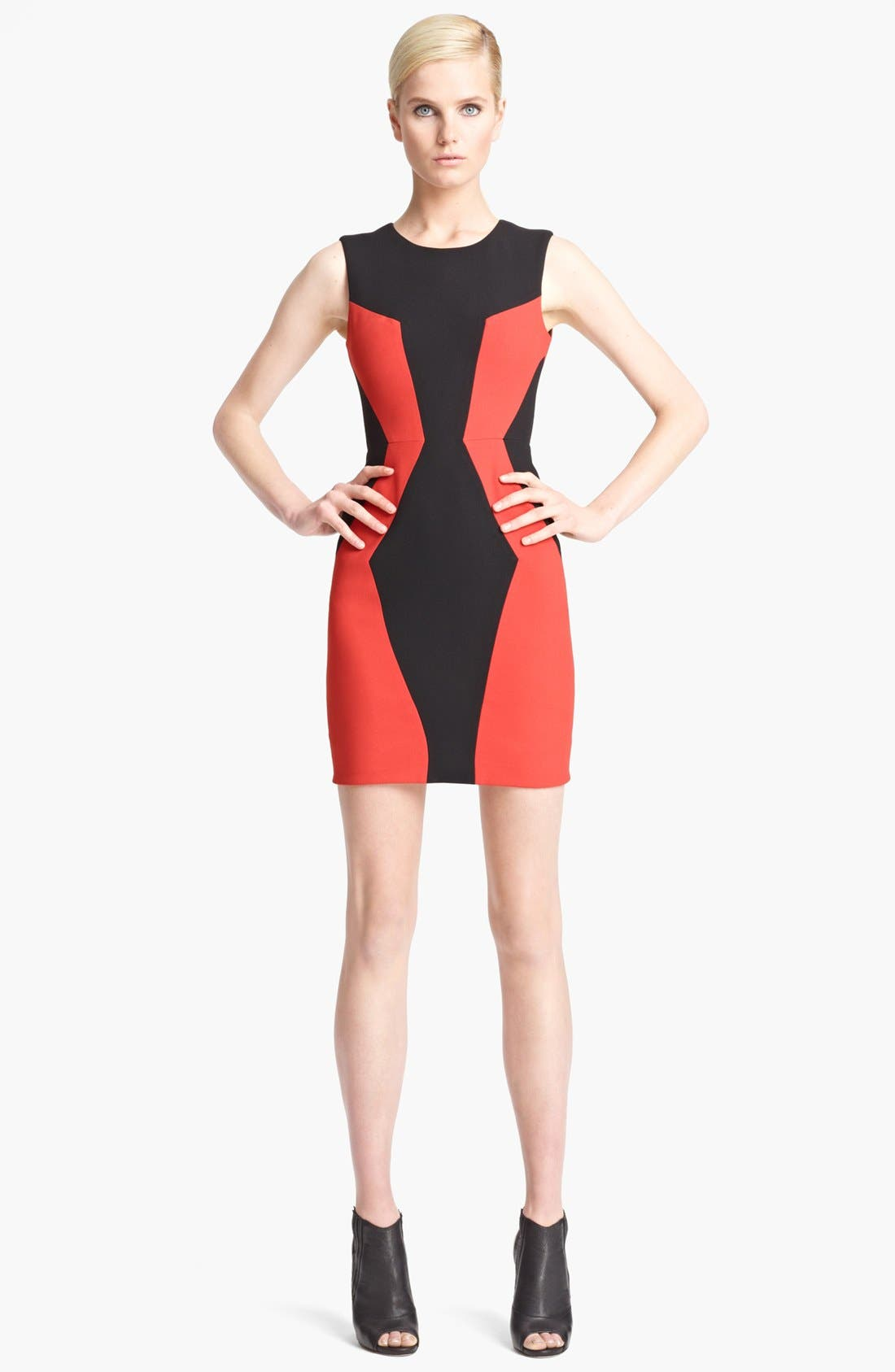 Alternate Image 1 Selected - Jason Wu Paneled Sheath Dress