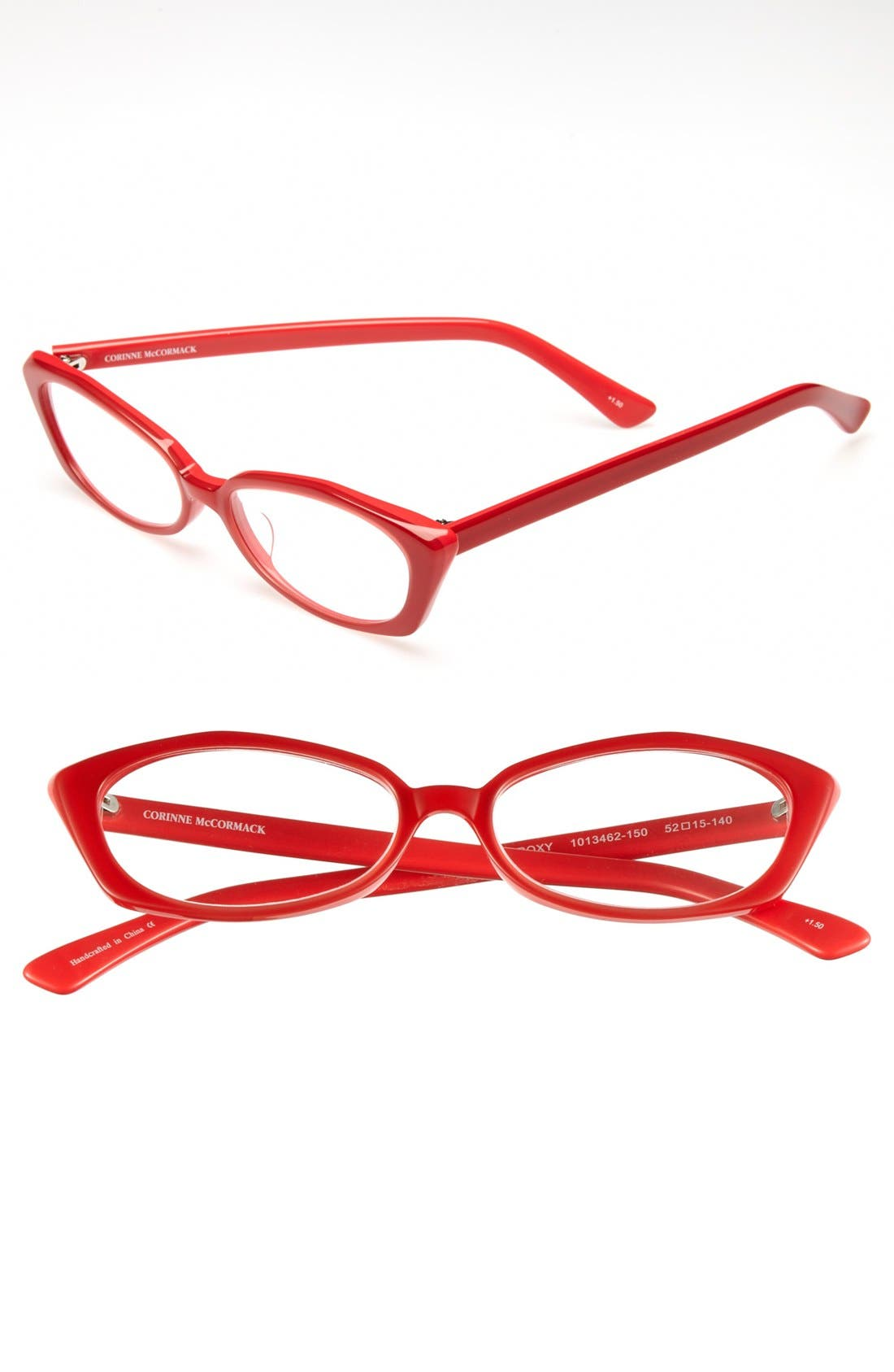 Alternate Image 1 Selected - Corinne McCormack 'Roxy' 52mm Reading Glasses