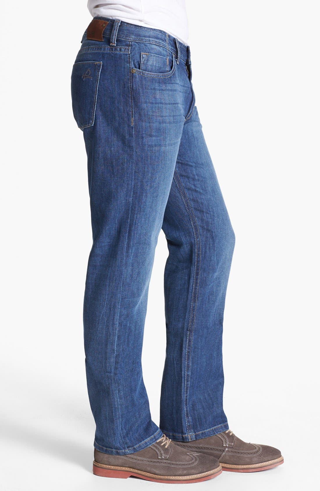 Alternate Image 3  - DL1961 'Vince' Straight Leg Jeans (Charger)