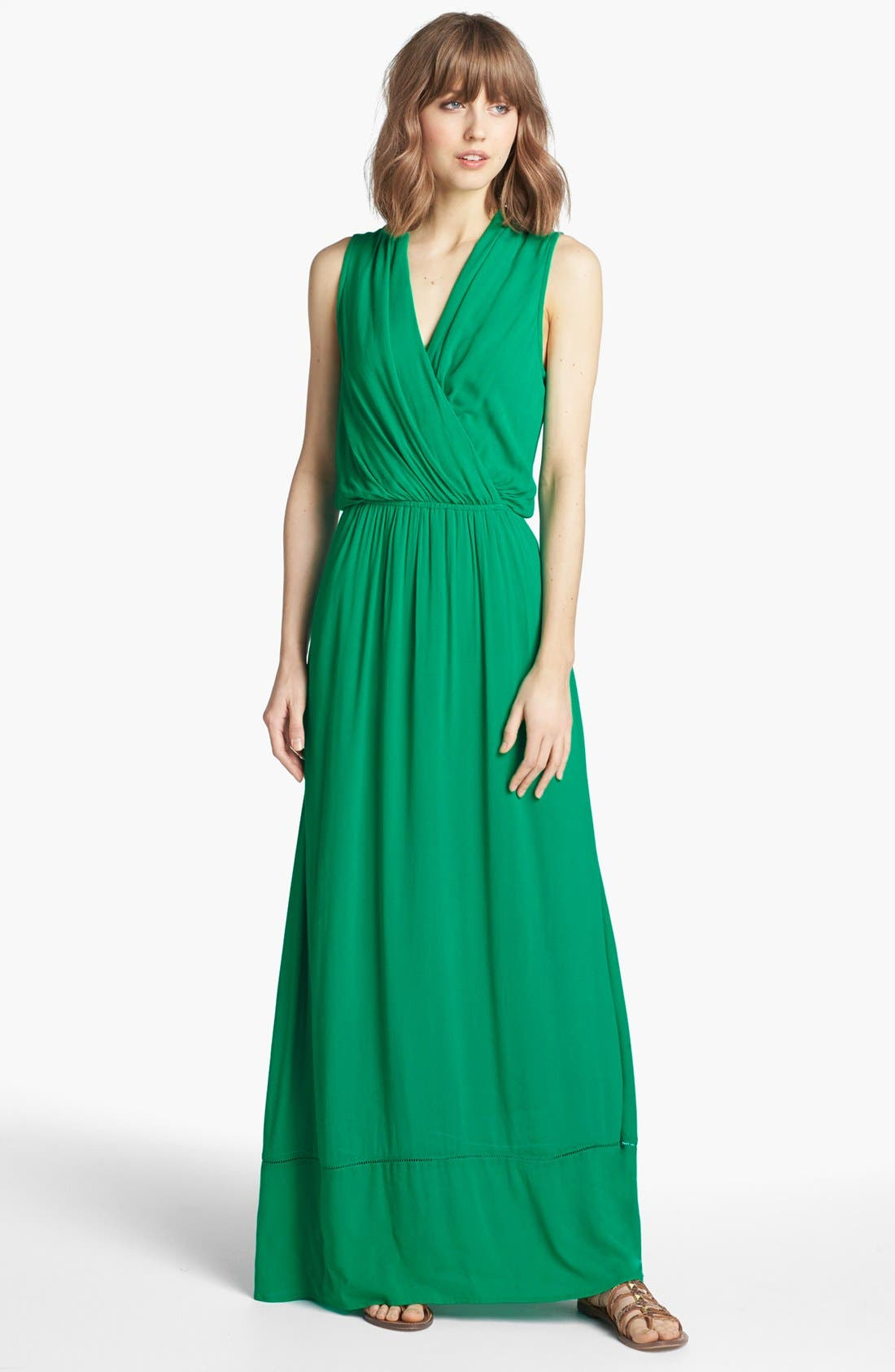 Alternate Image 1 Selected - Ella Moss 'Stella' Maxi Dress