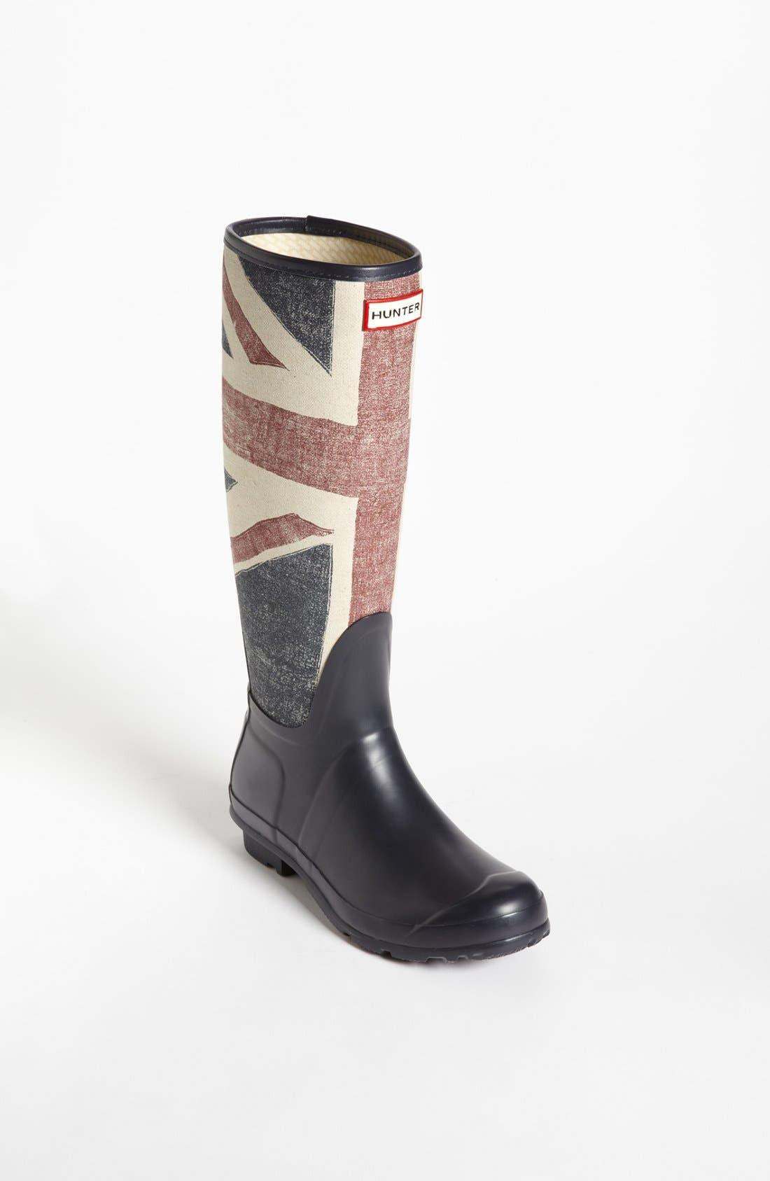 Alternate Image 1 Selected - Hunter 'Original British' Rain Boot (Women)