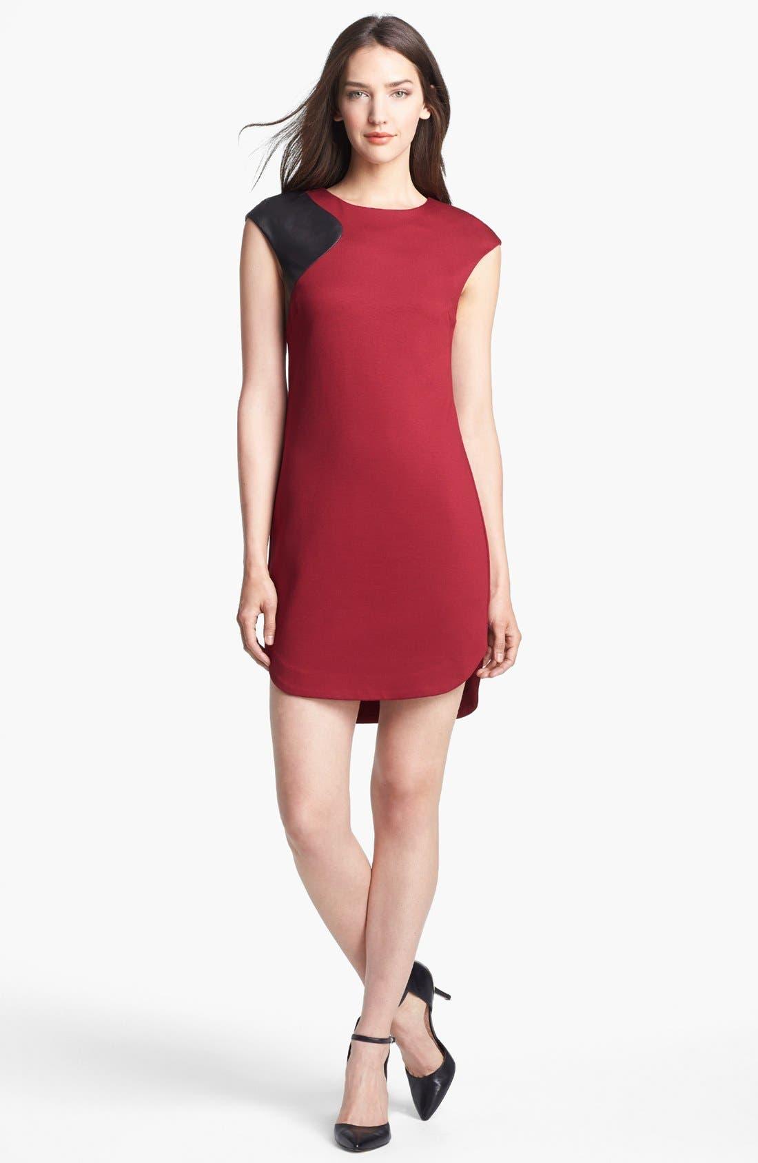 Alternate Image 1 Selected - Trina Turk 'Missy' Stretch Shift Dress