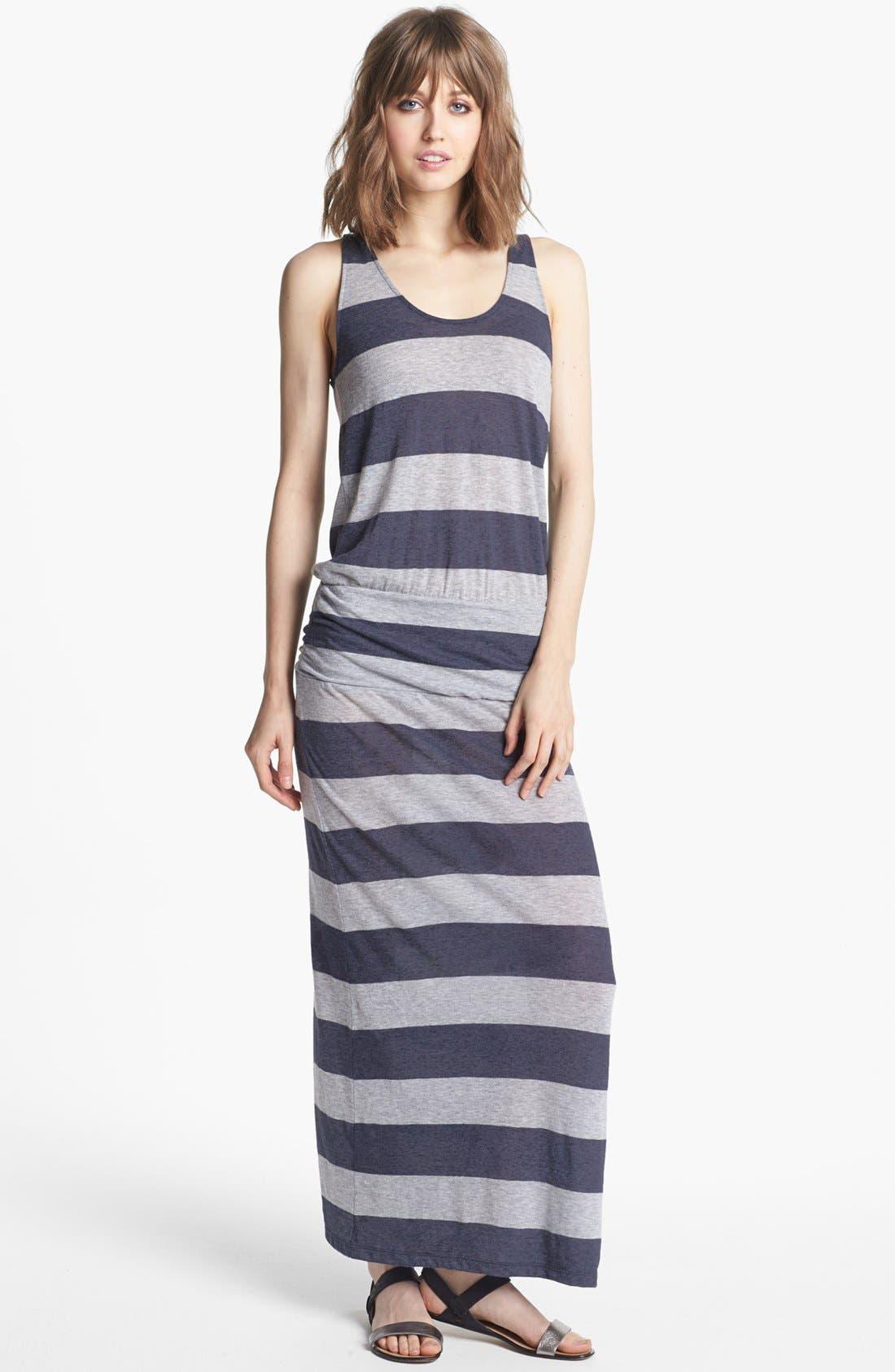 Main Image - Soft Joie 'Wilcox' Stripe Maxi Dress