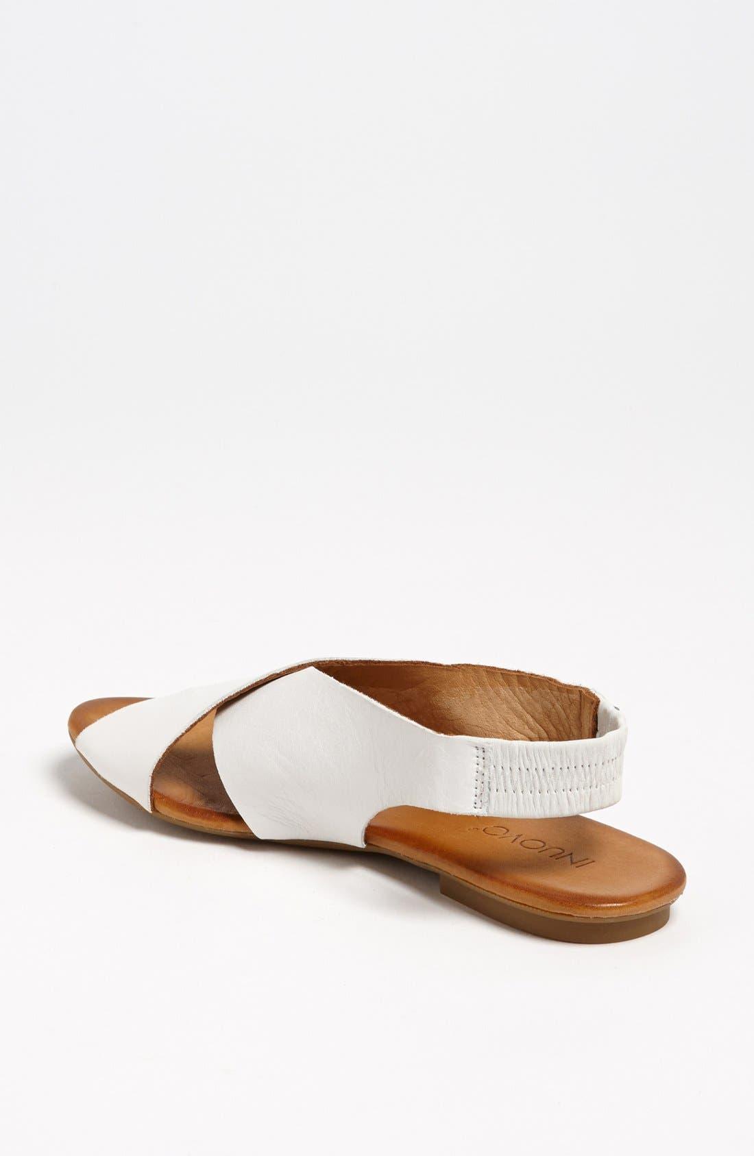 Alternate Image 2  - Inuovo Slingback Sandal