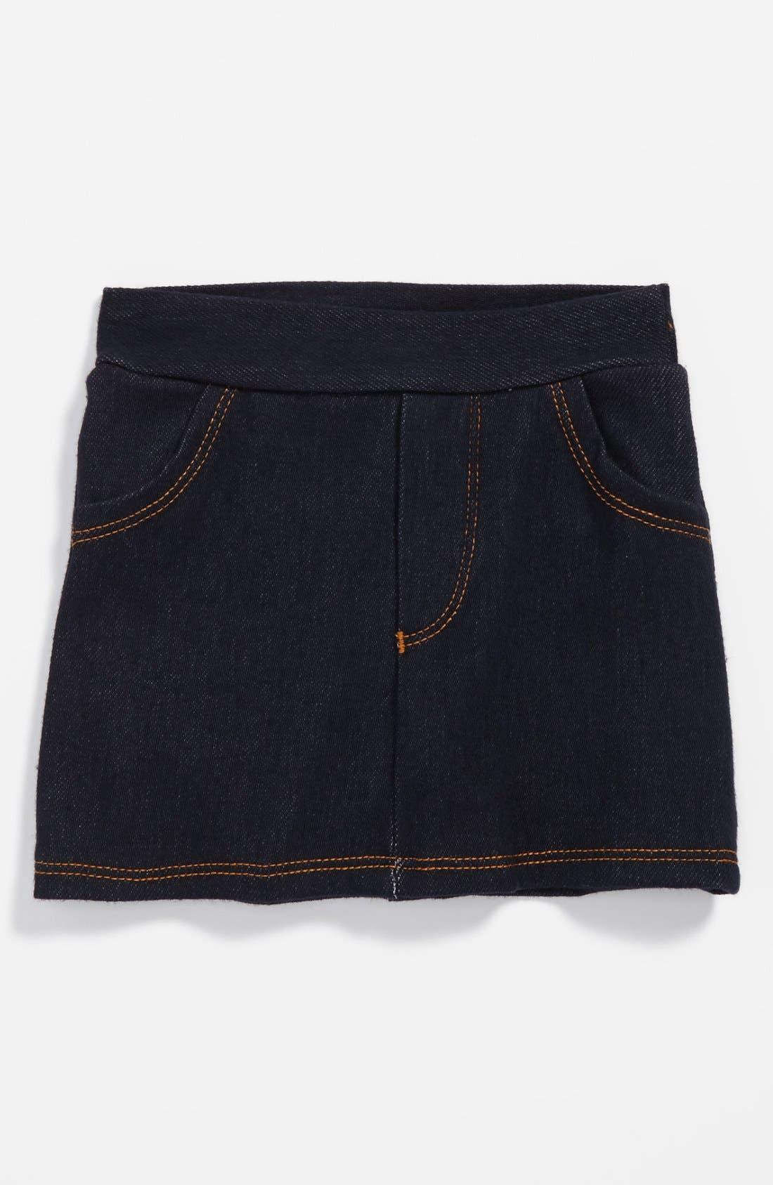 Main Image - TA-EAM Scooter Skirt (Toddler Girls)