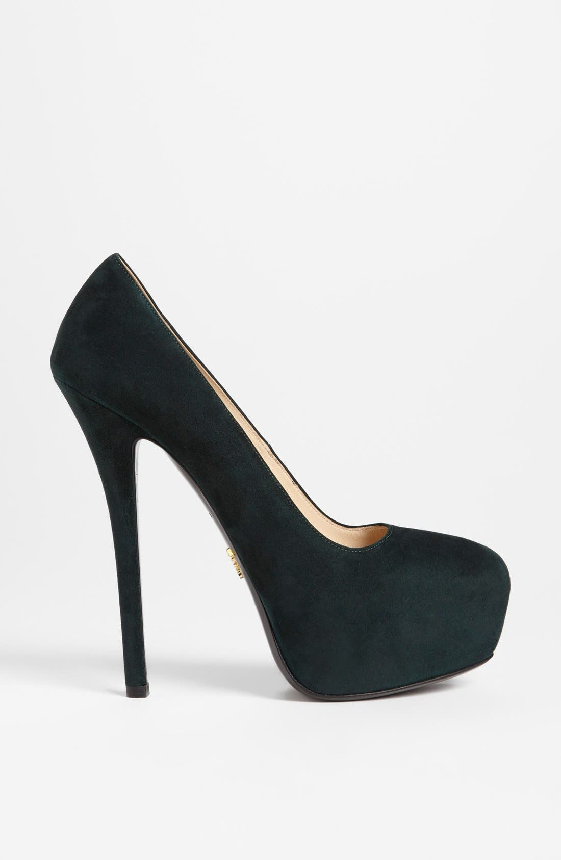 Alternate Image 4  - Prada Platform Pump