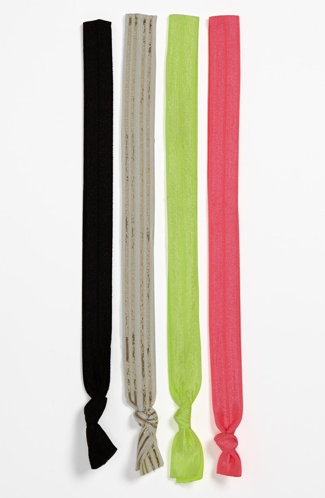 Alternate Image 1 Selected - BP. Stretch Headbands (Set of 4)