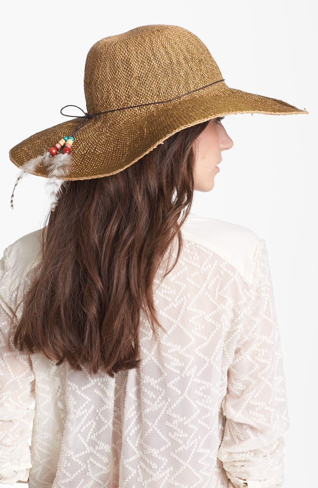 Alternate Image 1 Selected - San Diego Hat Wide Brim Sun Hat
