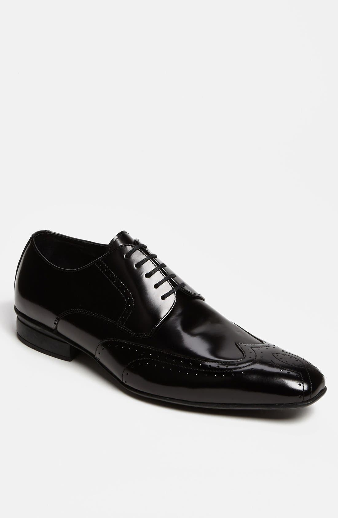 Alternate Image 1 Selected - Kenneth Cole New York 'Market Rate' Wingtip