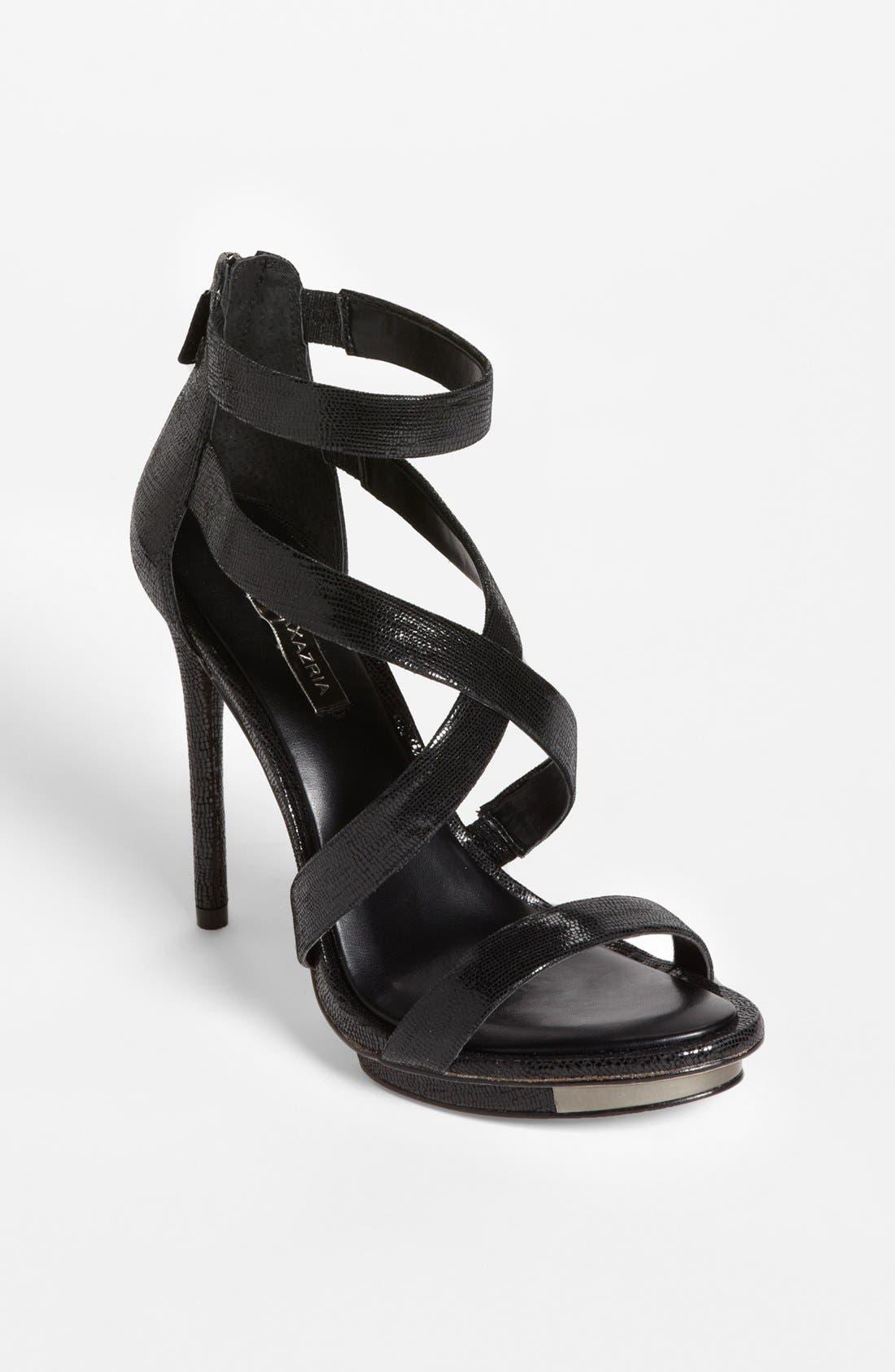 Alternate Image 1 Selected - BCBGMAXAZRIA 'Lemour' Sandal