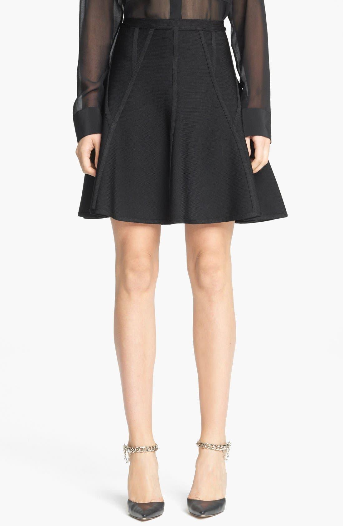 Alternate Image 1 Selected - Herve Leger Full Skirt