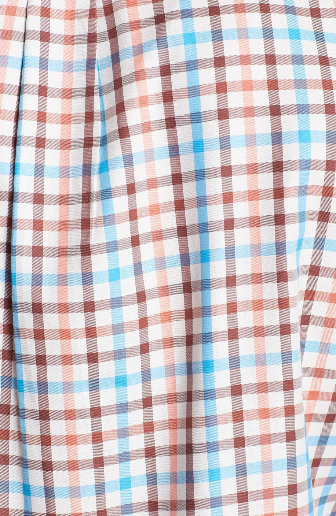 Alternate Image 3  - Peter Millar 'Provence' Regular Fit Sport Shirt