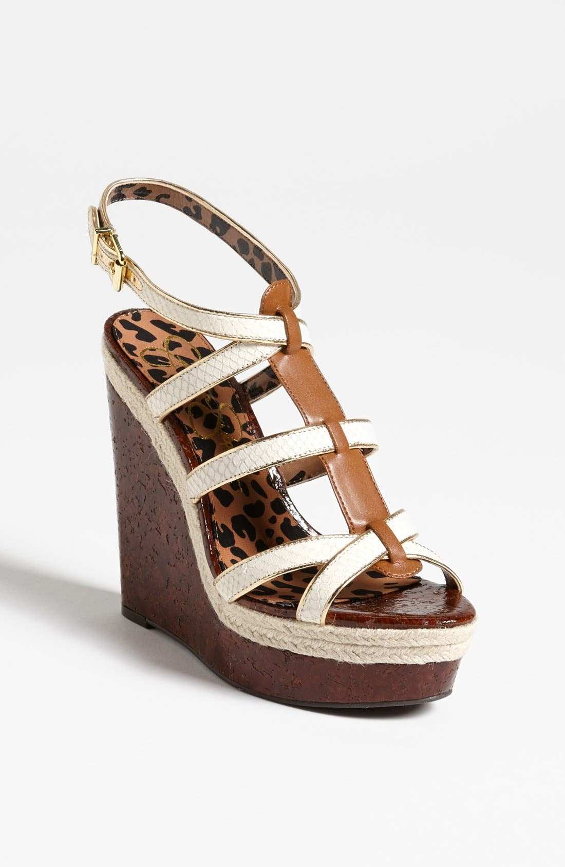 Alternate Image 1 Selected - Jessica Simpson 'Ginny' Sandal
