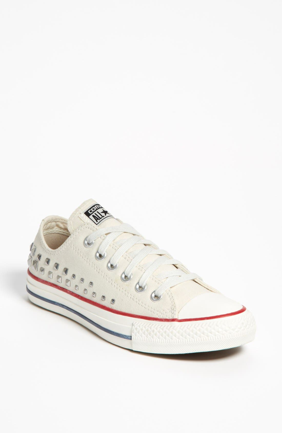 Alternate Image 1 Selected - Converse Chuck Taylor® All Star® 'Collar Studs' Sneaker (Women) (Online Only)