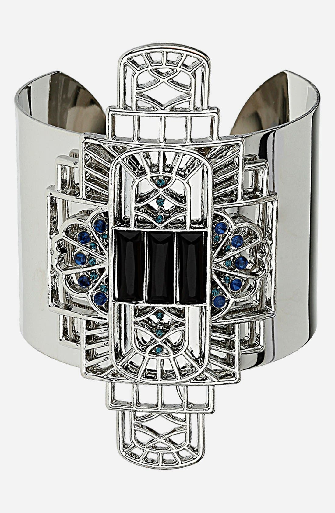 Alternate Image 1 Selected - Topshop Cutout Cuff