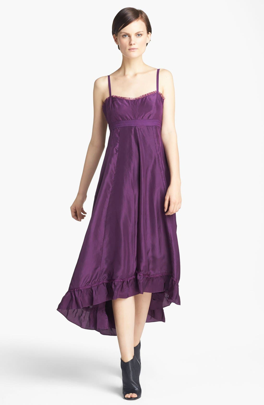 Alternate Image 1 Selected - Elizabeth and James 'Helaine' Silk Dress