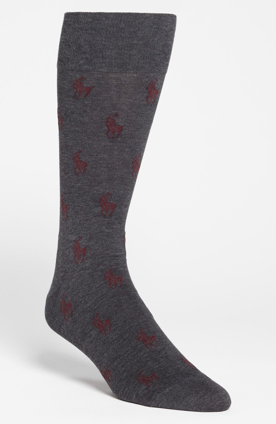 Main Image - Polo Ralph Lauren Socks