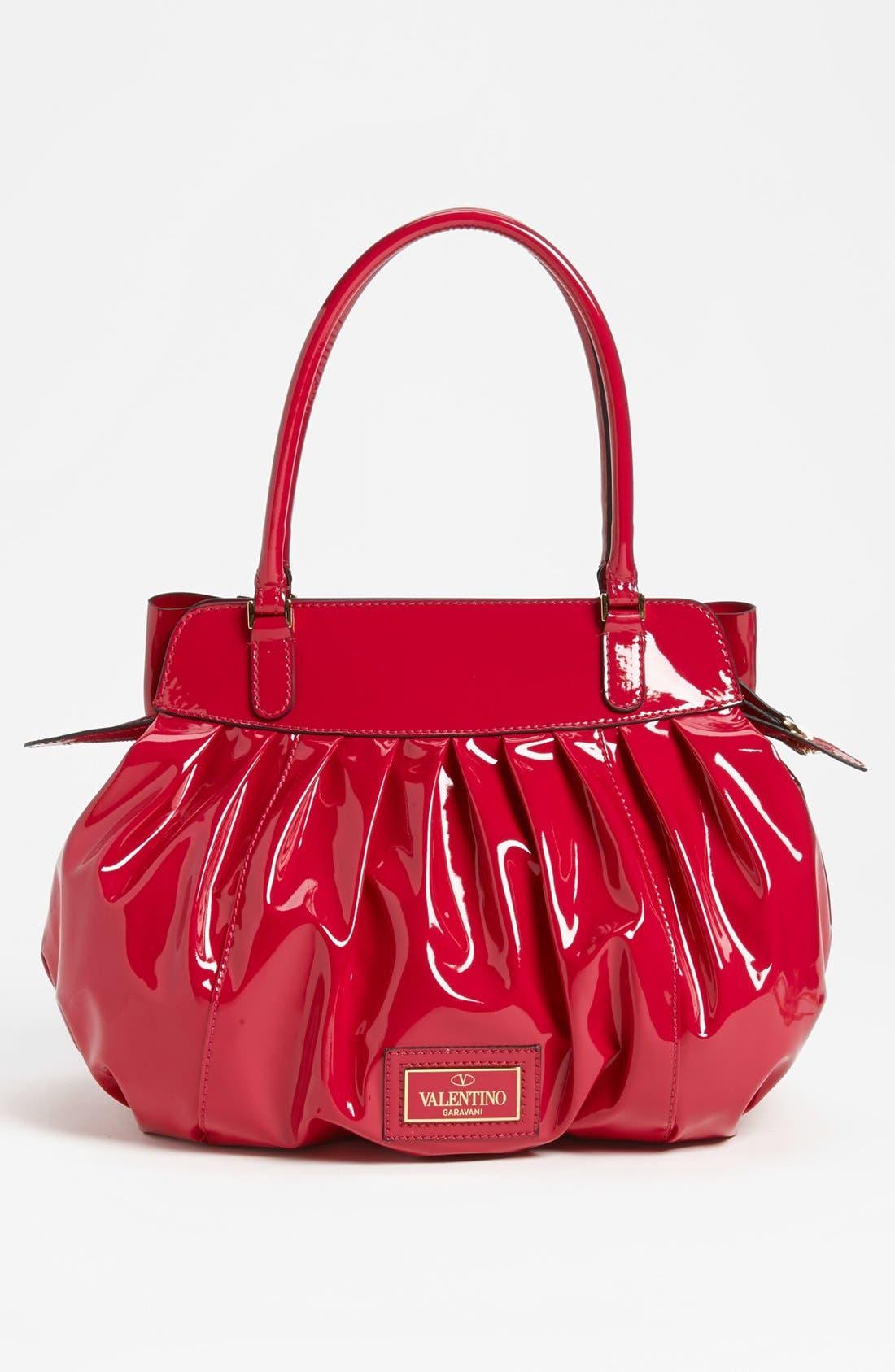 Alternate Image 4  - Valentino 'Lacca Bow' Shopper