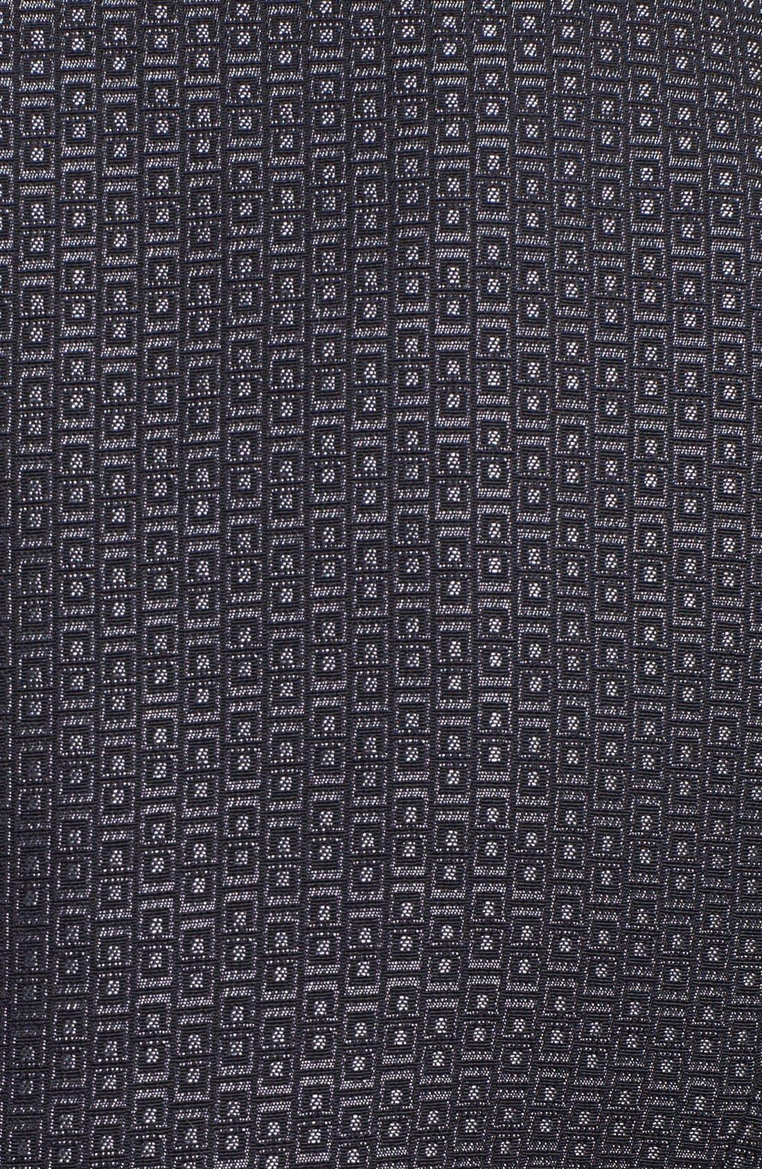 Alternate Image 5  - Halogen® Jacquard One Button Blazer