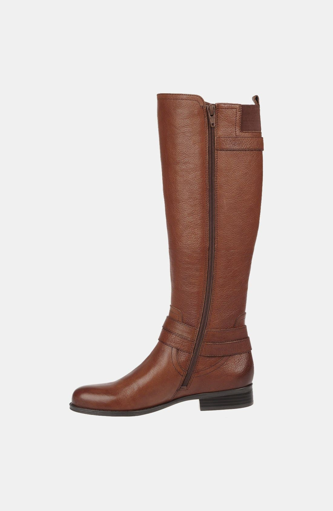 Alternate Image 4  - Naturalizer 'Juletta' Tall Riding Boot (Wide Calf) (Online Only)