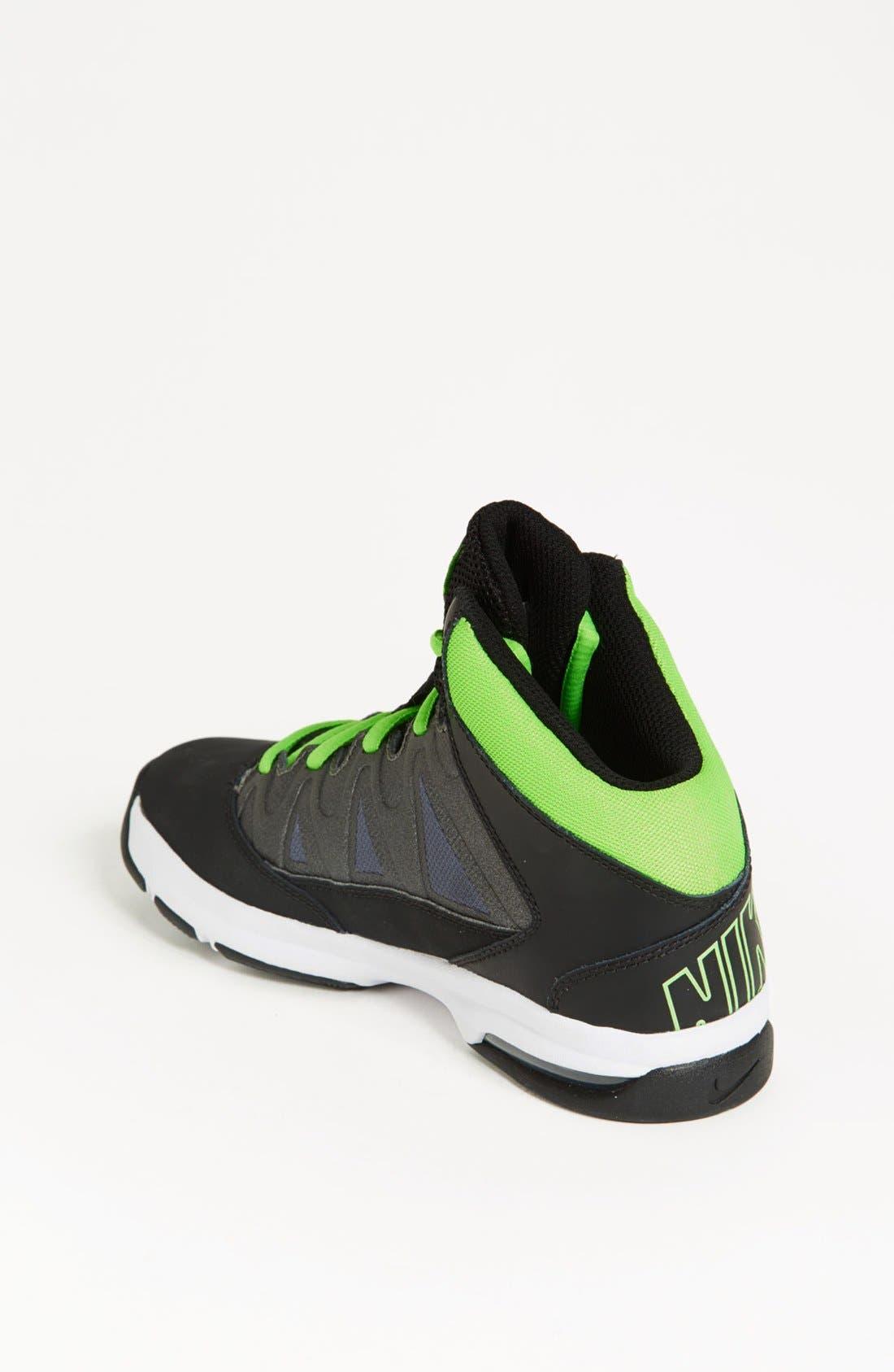 Alternate Image 2  - Nike 'Air Max Stutter Step' Basketball Shoe (Big Kid)