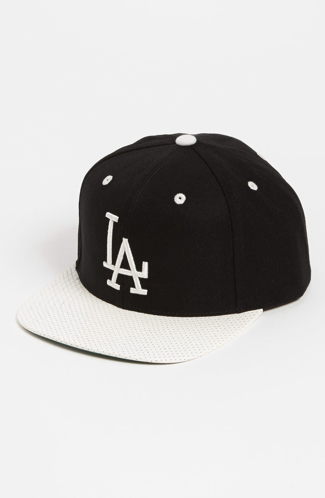 Main Image - American Needle 'Los Angeles Dodgers - The Natural' Snapback Baseball Cap