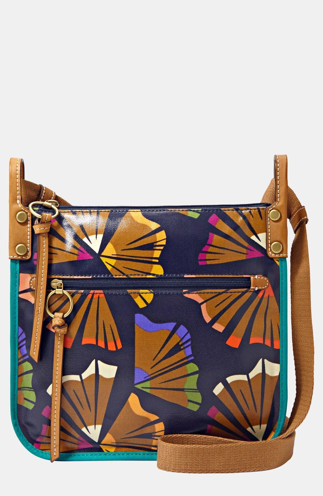 Alternate Image 1 Selected - Fossil 'Key-Per' Crossbody Bag
