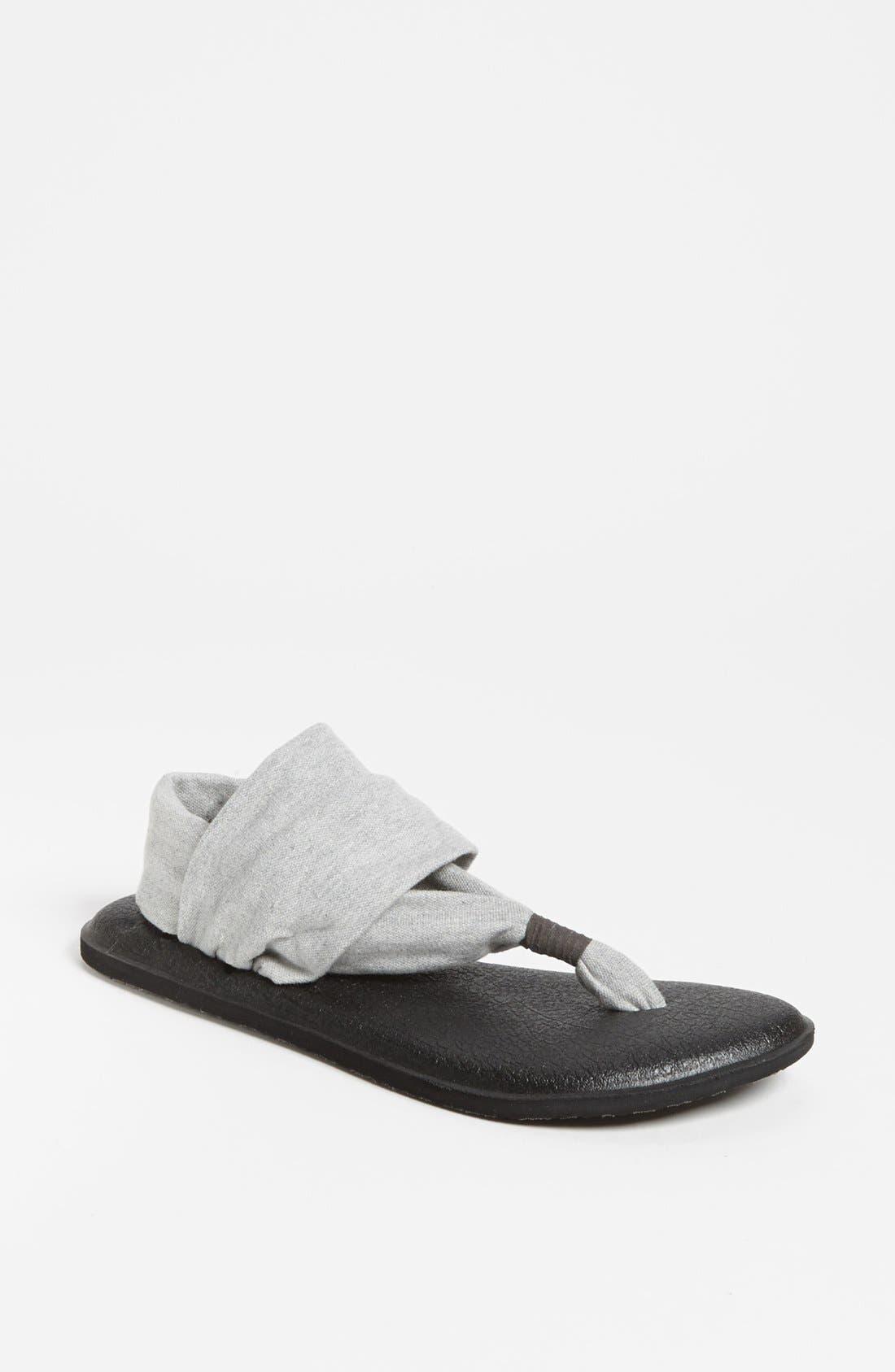 Alternate Image 1 Selected - Sanuk 'Yoga Sling' Sandal (Women)