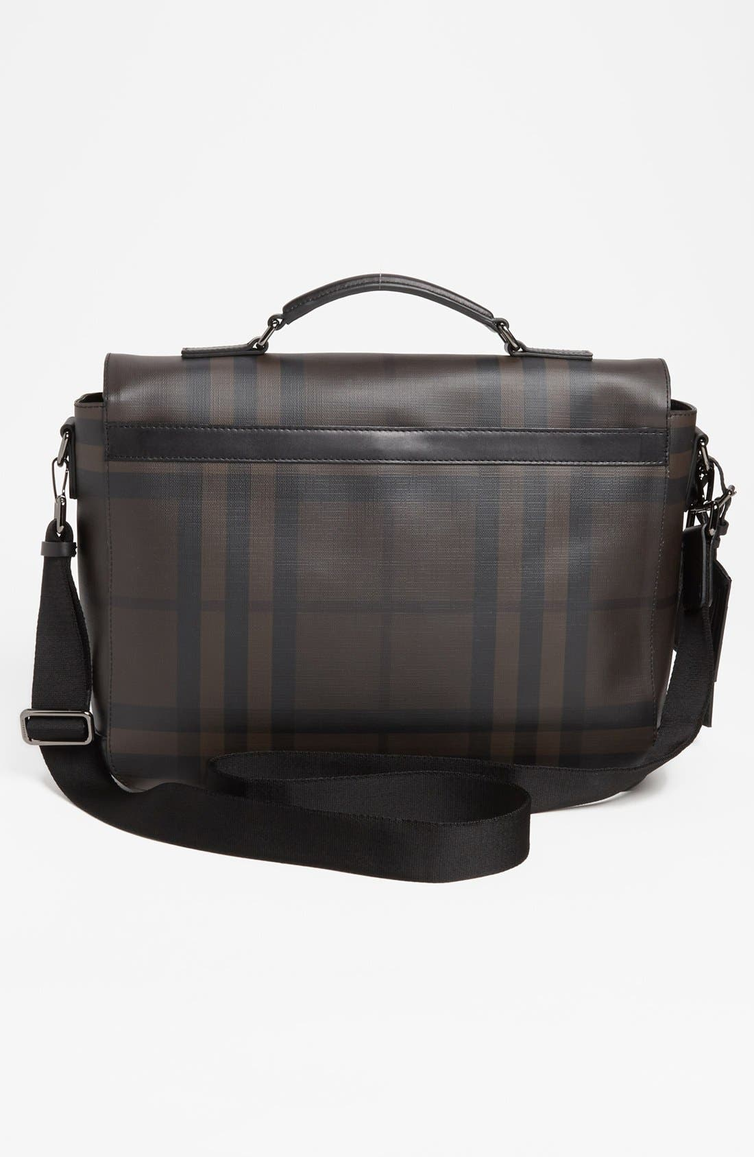 Alternate Image 2  - Burberry 'Grifford' Check Print Messenger Bag