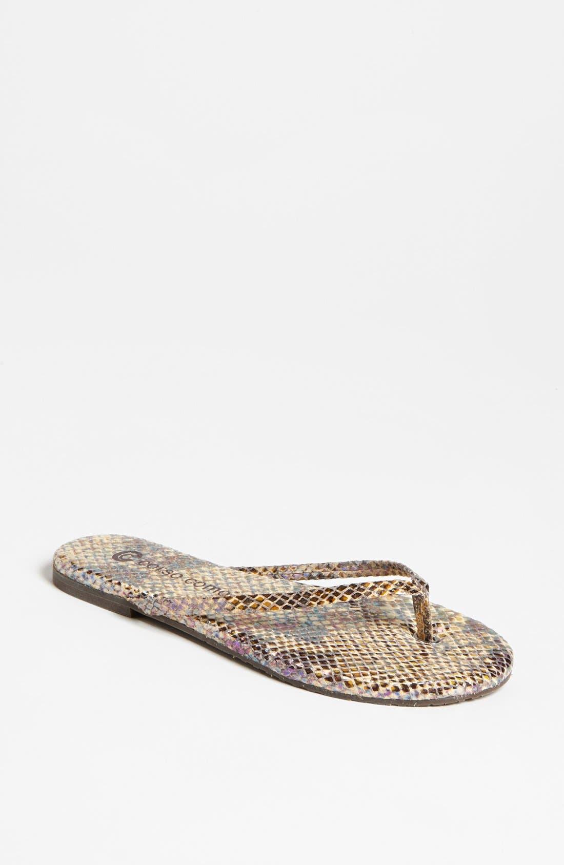 Alternate Image 1 Selected - Corso Como 'Beachball' Sandal