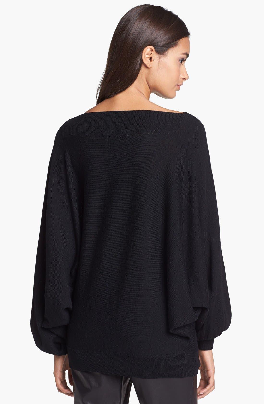 Alternate Image 2  - Trina Turk 'Halima' Batwing Sweater