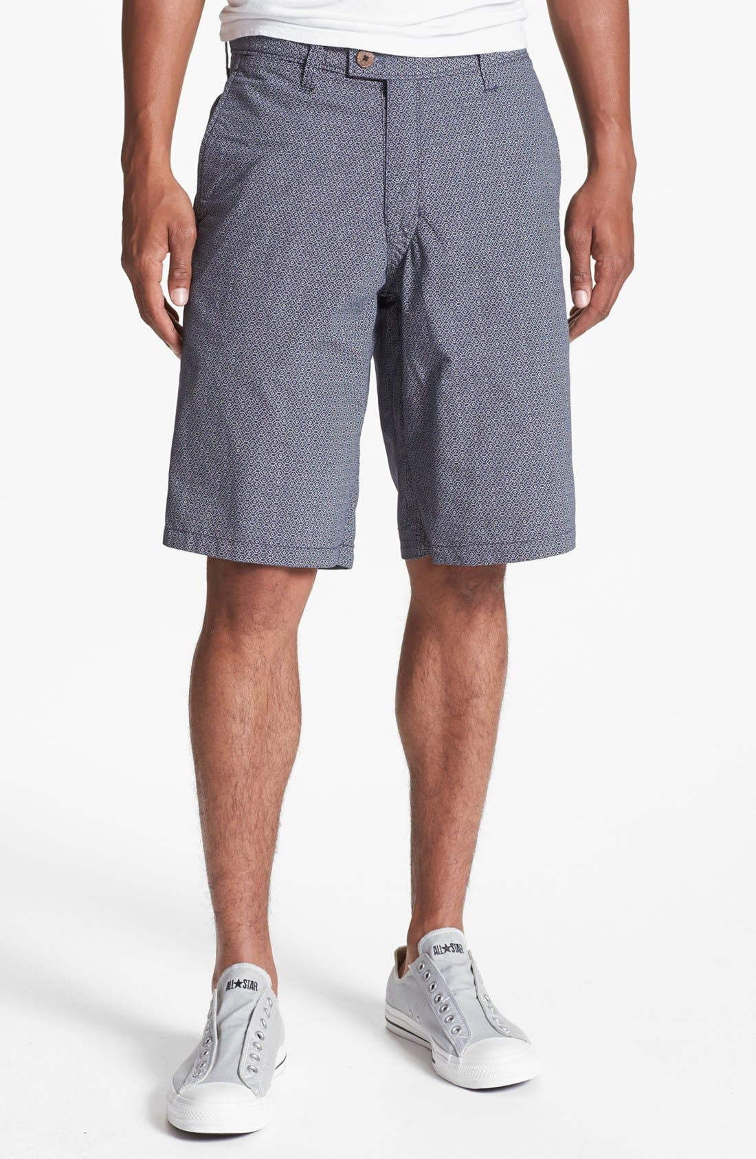 Alternate Image 2  - Dockers® Reversible Flat Front Shorts
