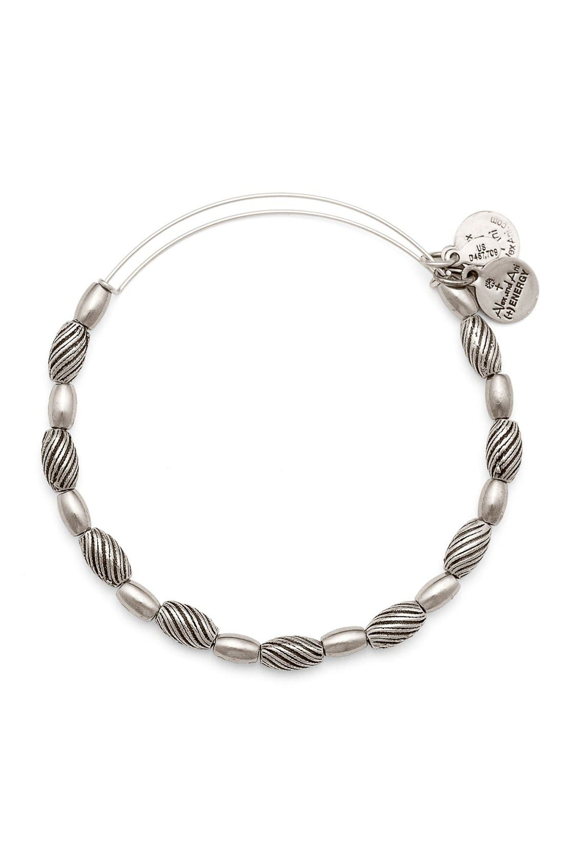 Alternate Image 1 Selected - Alex and Ani 'Artisan' Expandable Wire Bangle